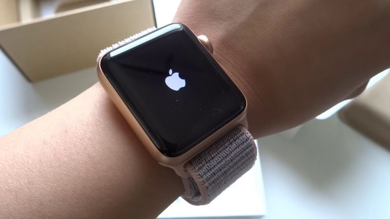 iWatch Series 3 d'Apple
