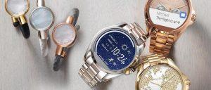 Guide d'achat des montres connectées Michael Kors